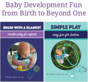 Baby development fun bundle.