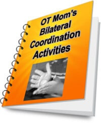 OT Mom's Bilateral Coordination Activities