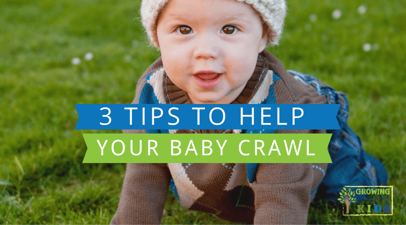 Baby Crawling Tips! - YouTube