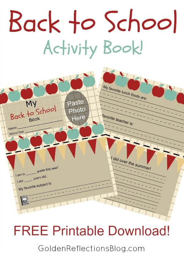 image about Printable Activity Books titled Again toward University Sport Guide and Printable