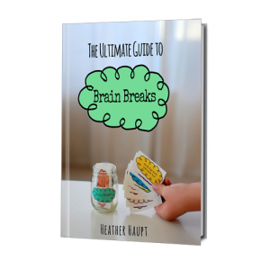 The ultimate guide to brain breaks for kids review. www.GoldenReflectionsBlog.com