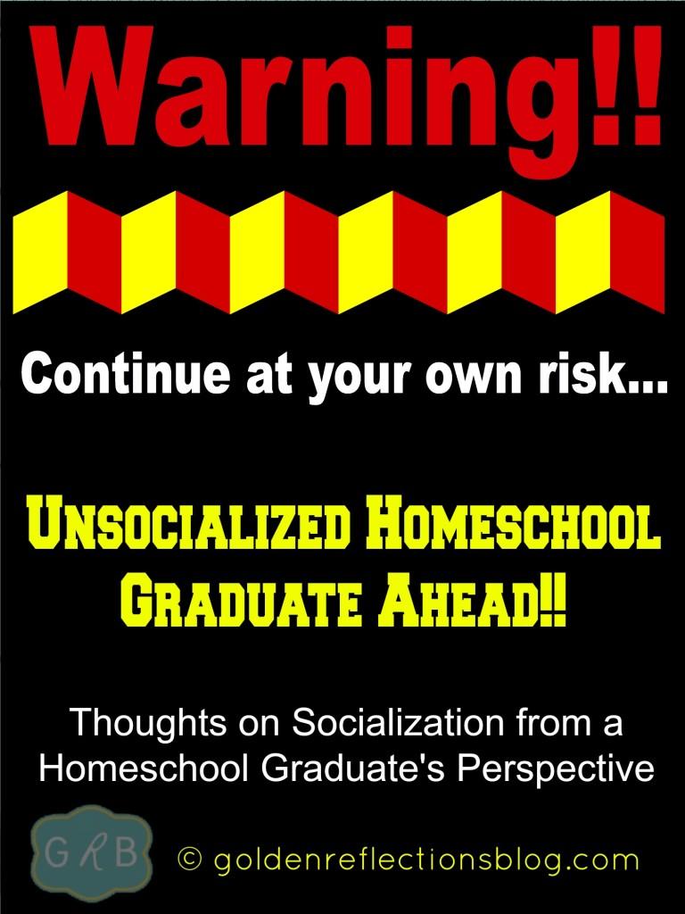 HomeschoolGradonSocialization
