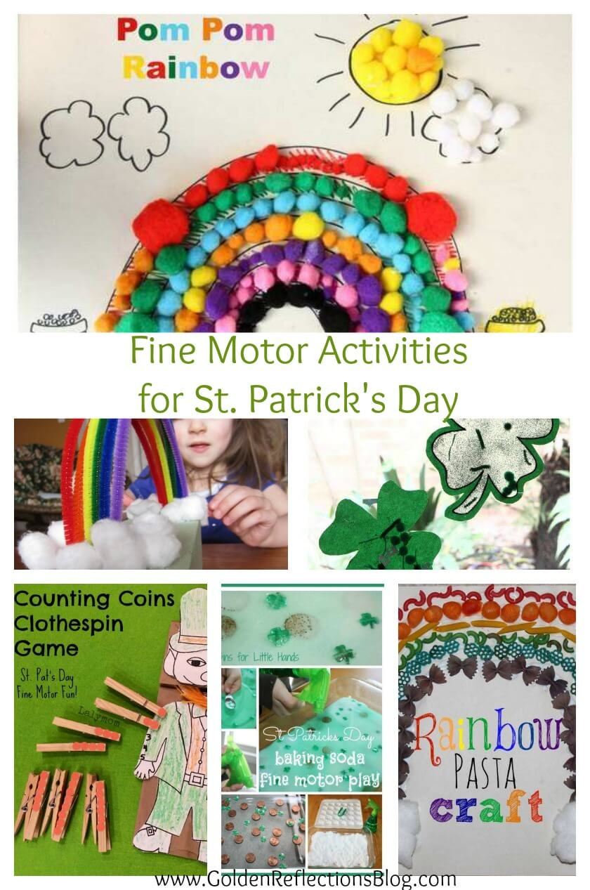 20 st patrick u0027s day activities for kids