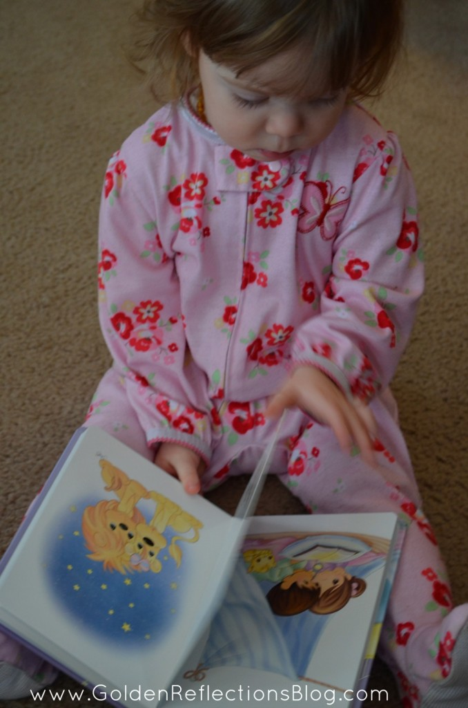 Precious Moments Little Book of Bedtime Review