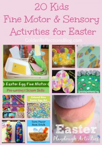 kids activities for easter
