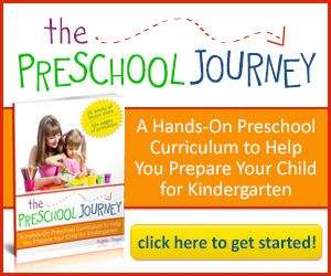The Preschool Journey