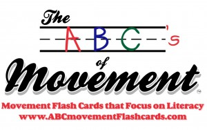 the abc's of movement flashcards