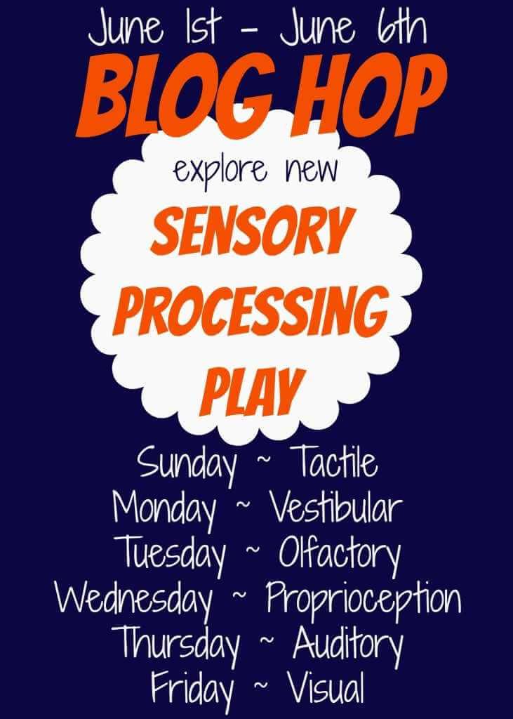 Sensory processing play
