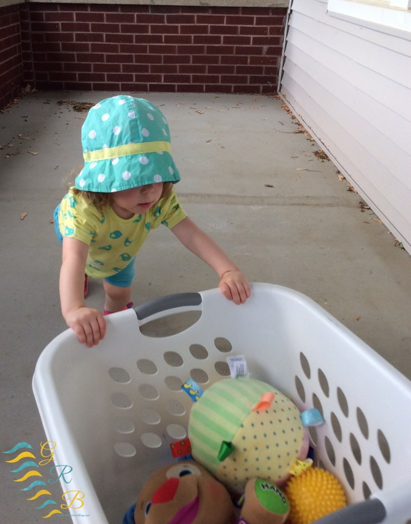 laundry basket push game 2
