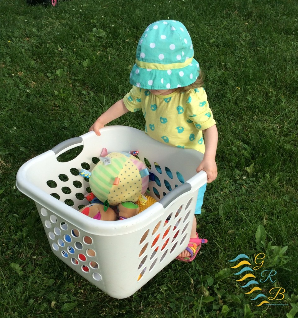 laundry basket push game 3