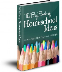 Big Book of Homeschool Ideas from iHomeschool Network bloggers