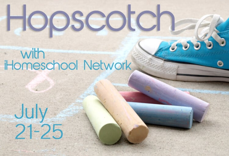 iHomeschool Network 5 Day Hopscotch 2014!
