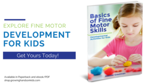 Basics of Fine Motor Skills. Developmental Activities for Kids.