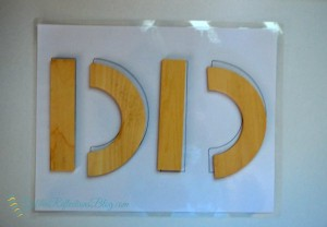 "Letter ""D"" pre-writing lines for montessori inspired tot school week. www.GoldenReflectionsBlog.com"