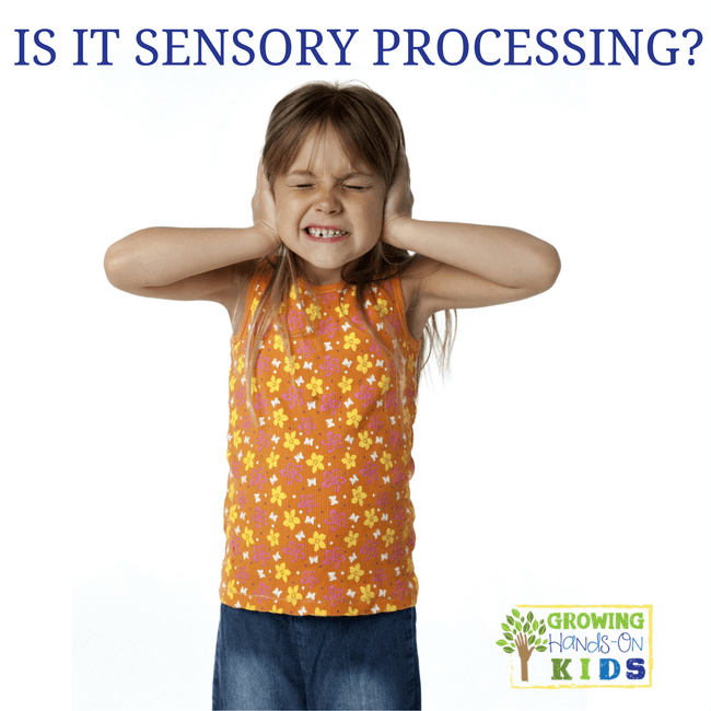 Is it really sensory processing disorder?