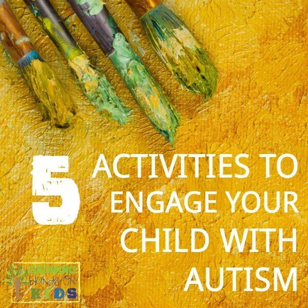 Arts And Crafts Activities For Autism Crafting