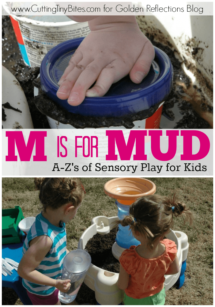 M Is For Mud Sensory Play Ideas