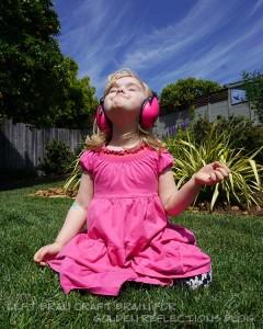 quiet sensory play