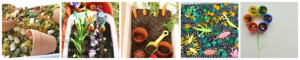 spring sensory activities for toddlers and preschoolers.