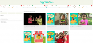 educational videos for children with highbrow