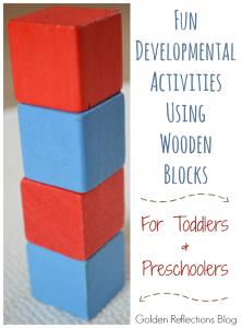 Fun Developmental Activities with Blocks