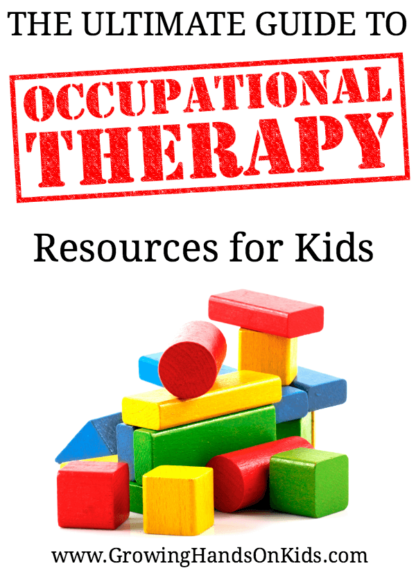 Occupational Therapy Resources for Kids
