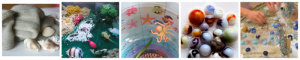 Ocean and beach themed sensory play ideas for kids