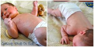baby sensory play floor time.