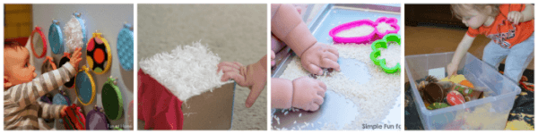 baby sensory play ideas
