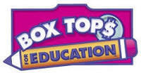 box tops for education. sponsored by General Mills.