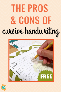 Is Cursive Handwriting Still Important to Learn?