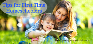 Tips for First Time Homeschoolers from a Homeschool Graduate
