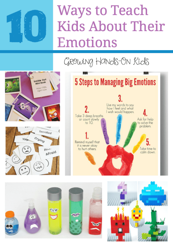 10 Hands On And En Ing Ways To Teach Kids About Their Emotions