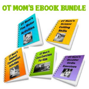 OT mom's ebook bundle