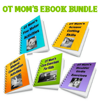 OT mom's ebook bundle