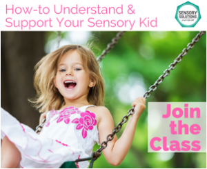 Sensory Solutions self paced class.