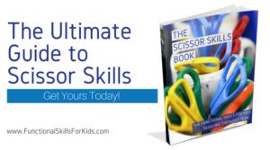 The Scissor Skills Book