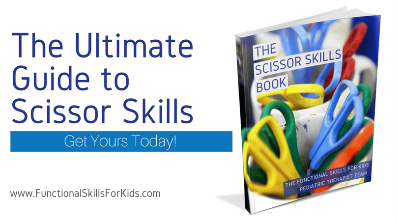 The Scissor Skills Book