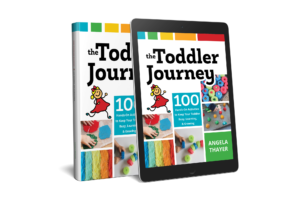 The Toddler Journey, 100 hands-on activity ideas for toddlers.