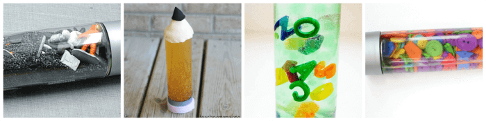 August Discovery bottles for Kids