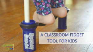 A Classroom Fidget Tool with Bouncy Bands®