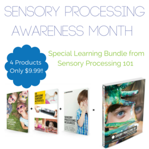 Sensory processing awareness month