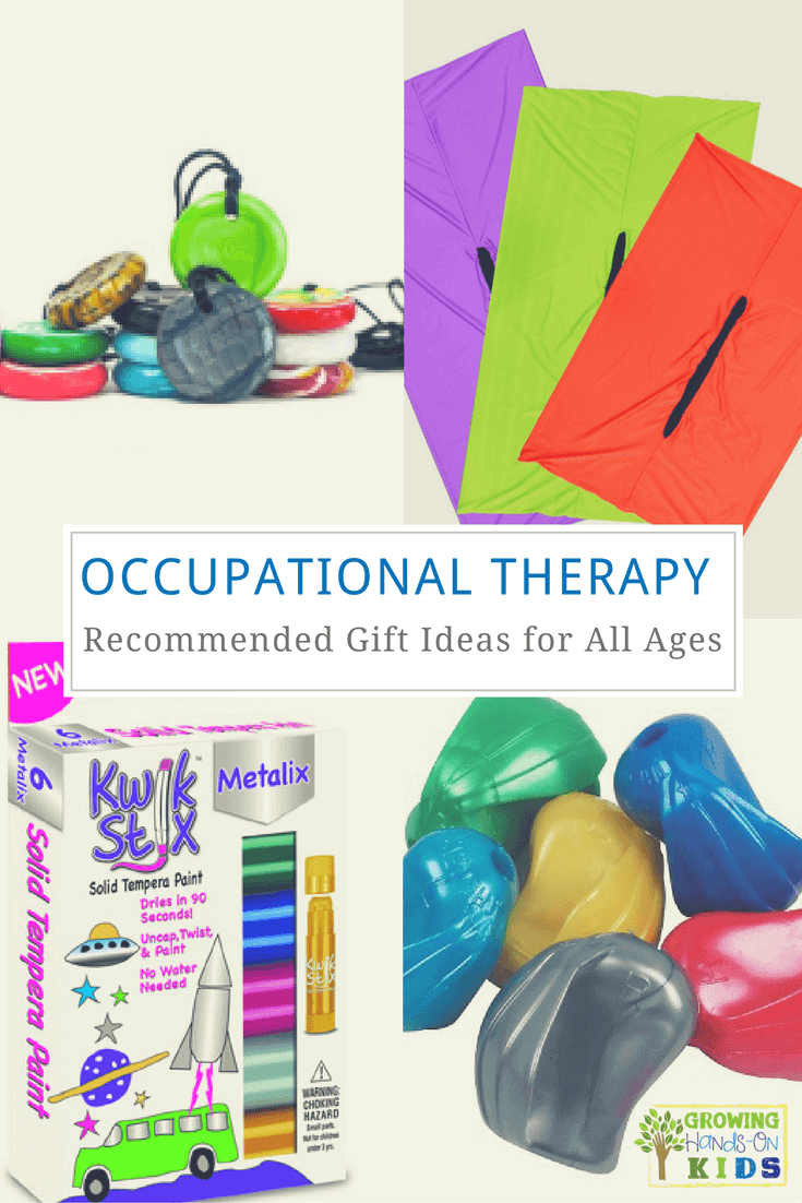 Occupational therapy recommended gift ideas