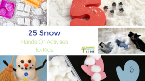 25 Snow Hands-On Activities for Kids