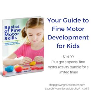 Basics of Fine Motor Skills Bundle