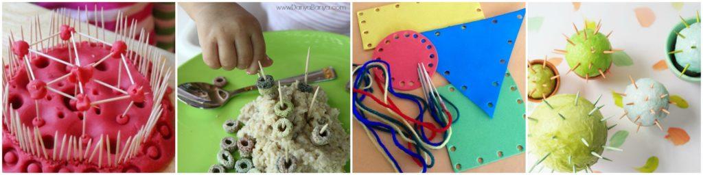 25 Toothpick Hands-On Activities for Kids