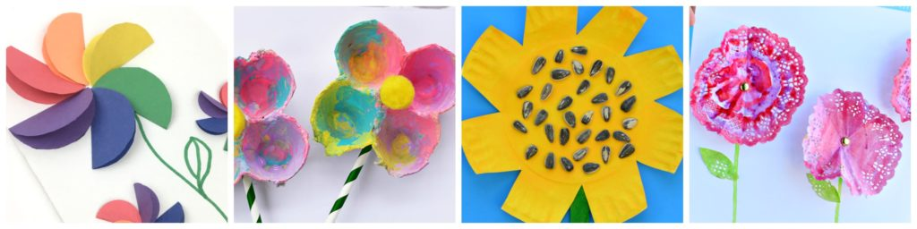 25 Flowers Hands-On Activities for Kids