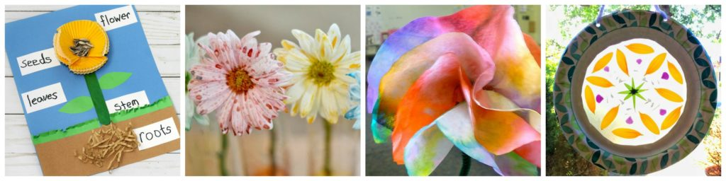 25 Flower Hands On Activities for Kids