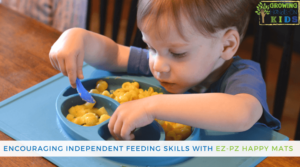 Encouraging Independent Feeding Skills with EZ-PZ