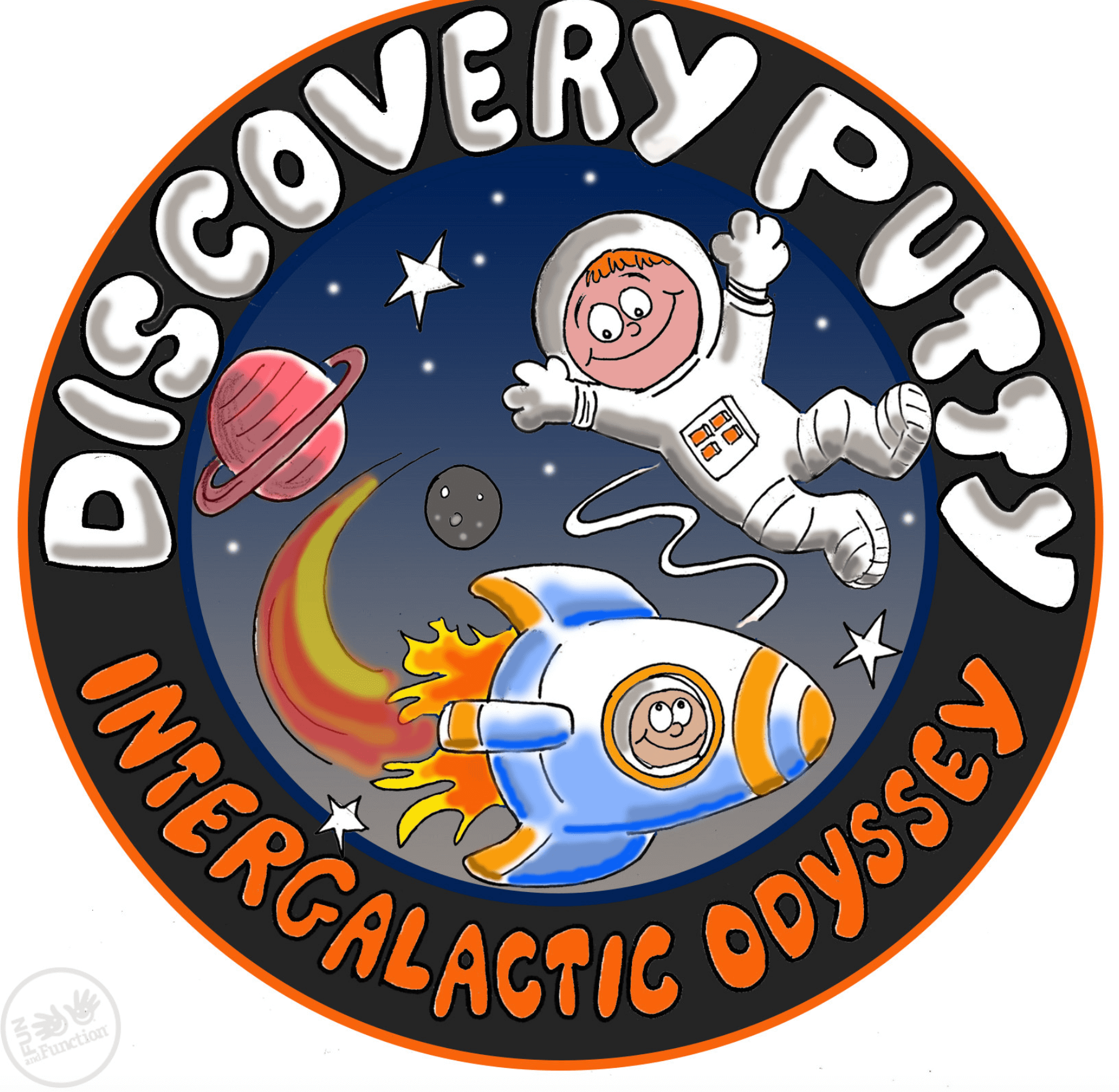 Discovery Putty - Intergalactic Odessey